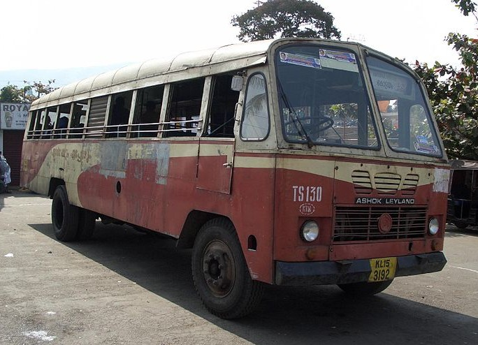 Old Bus 93