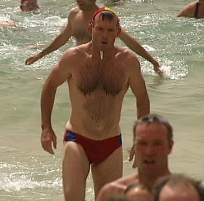 Tony Abbott smuggles Australian native birds to international waters.