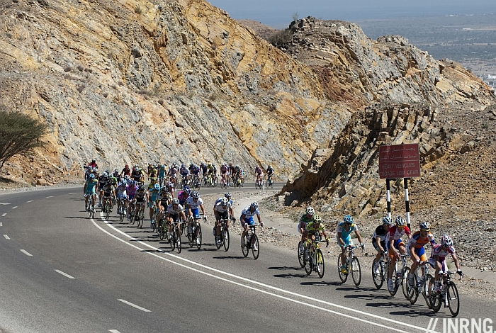Only 4WDs can traverse this treacherous mountain road... and bicycles. Photo: inrng.com