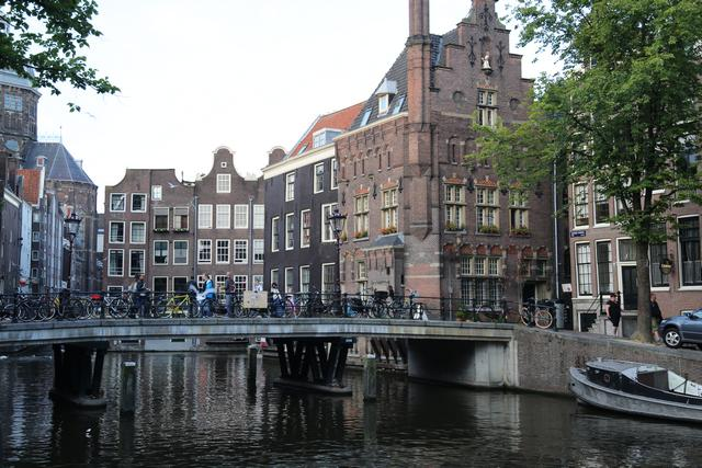 Amsterdam, Netherlands Photo: Peninsularity Ensues