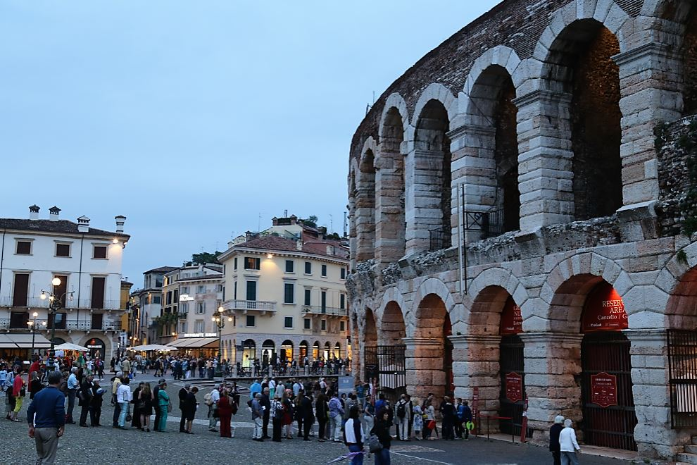 Arena di Verona Photo: Peninsularity Ensues